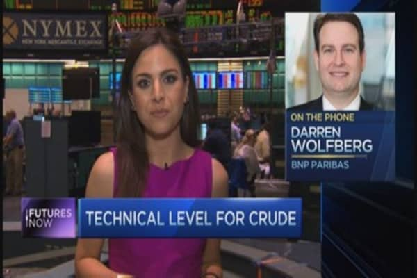 Crude could hit $70: BNP Paribas