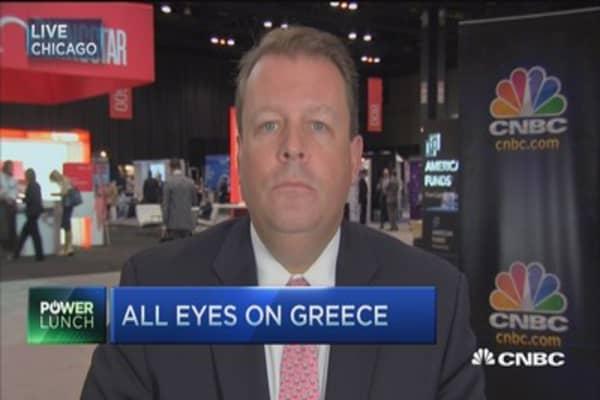 Janus Capital's biggest worry
