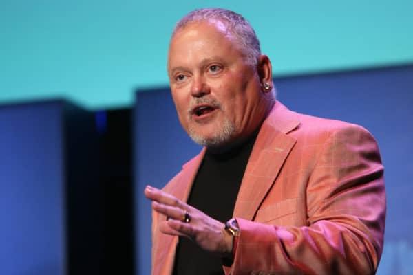 Bob Parsons, CEO, GoDaddy