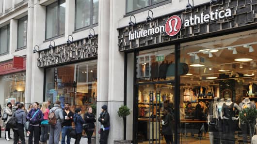 Unlike most retailers, Lululemon is opening stores. But it's not one size fits all