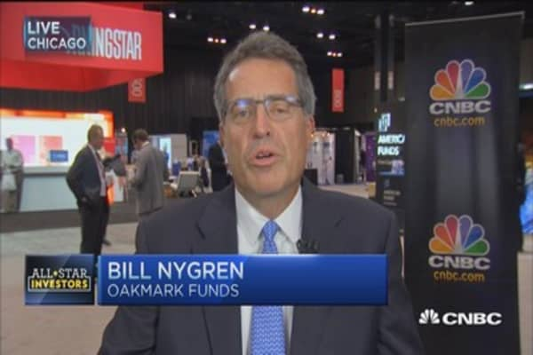 Nygren: Large opportunity in Europe