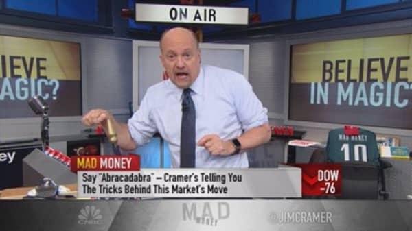 Cramer: Greece next Venezuela... without oil