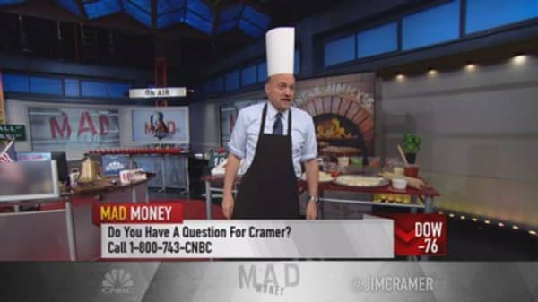 Cramer's pizza taste test