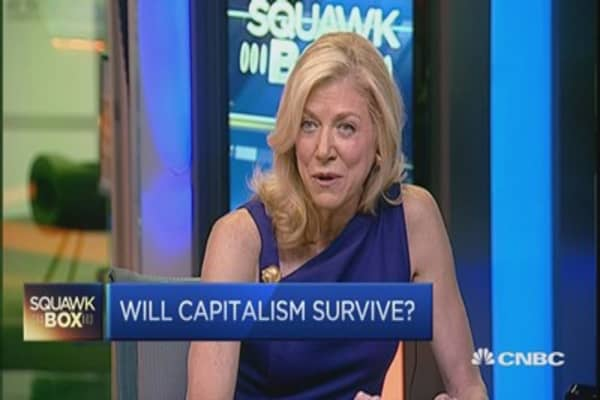 Capitalism must address income disparity: E.L Rothschild CEO