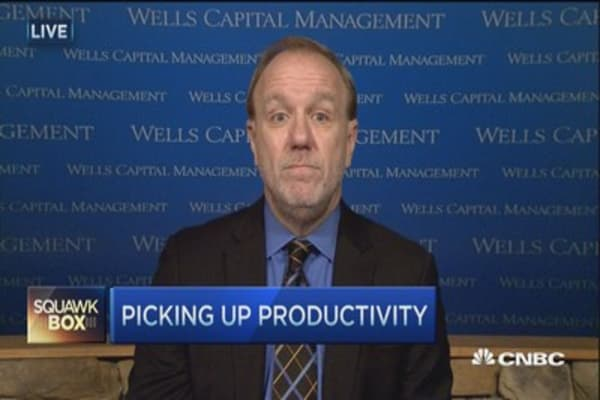 Productivity missing link in economy: Jim Paulson