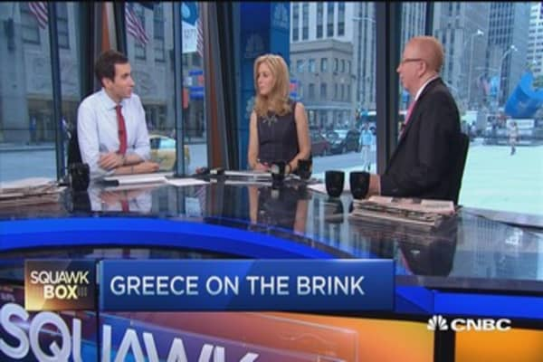 Tax increase won't cure Greece's fiscal woes: Pro