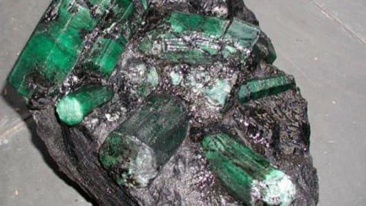 """Bahia Emerald"""