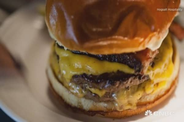 And America's best burger goes to...