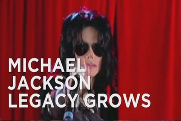 Michael Jackson's legacy lives on
