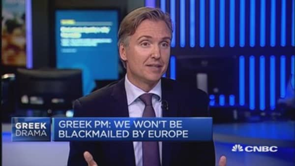 Will Greece make a deal this weekend?