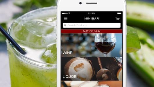 Minibar app