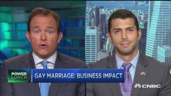 How will gay marriage impact business?