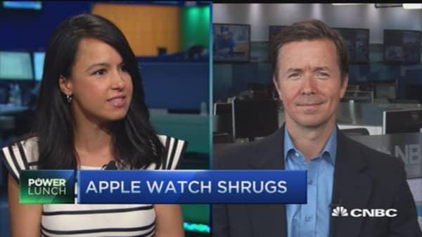 Do millennials like the Apple Watch?