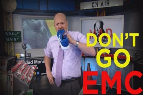 Cramer: Be very careful with these stocks!