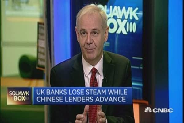 China's banks top world rankings
