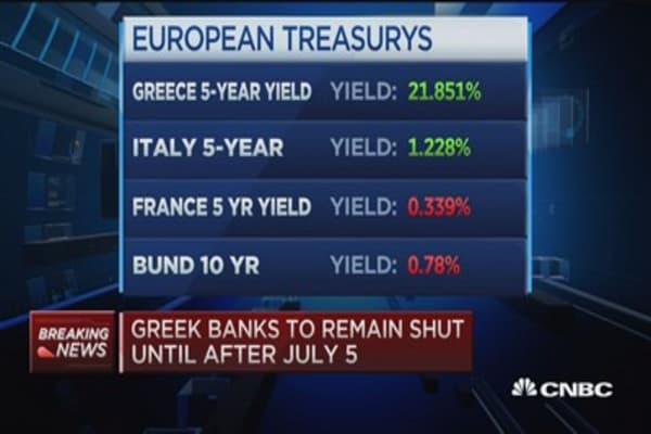 Greece crisis on autopilot? Safety features in the cards: Pro