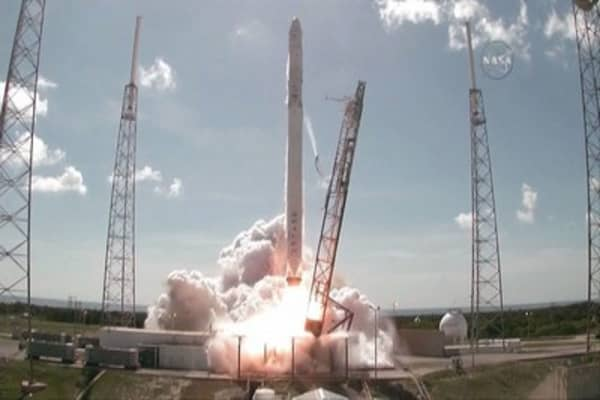 Another setback for SpaceX