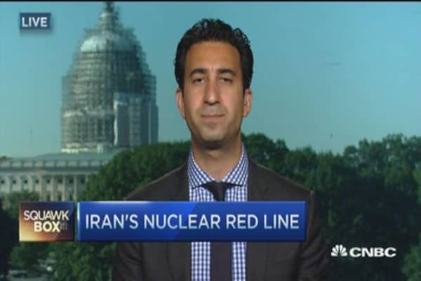 July 9th Iran's 'real deadline': Expert