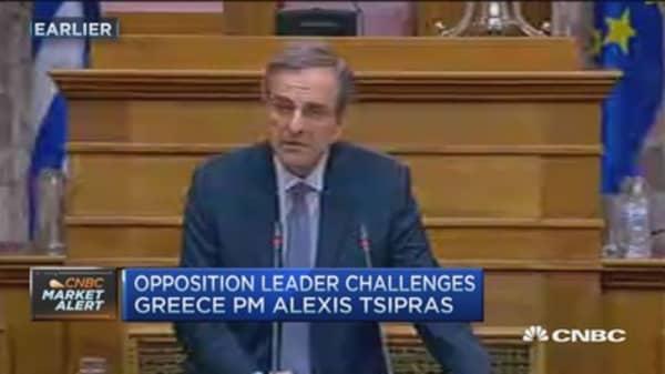 Greek to protest referendum