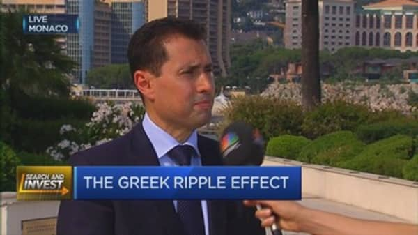 Could Fed be bigger for markets than Greece?