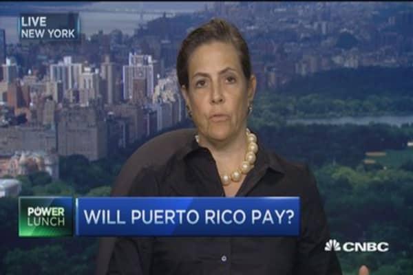 Gauging Puerto Rico contagion