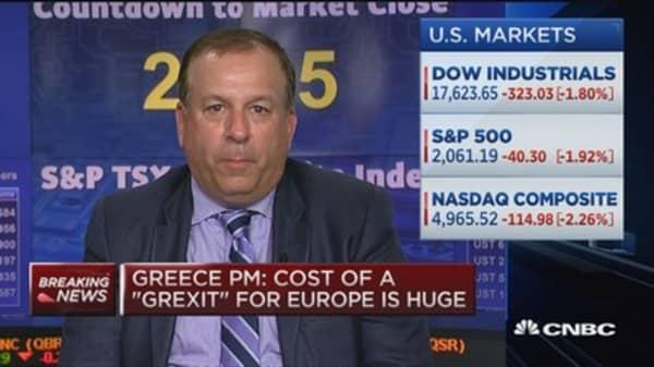 Grexit low odds scenario: Pro