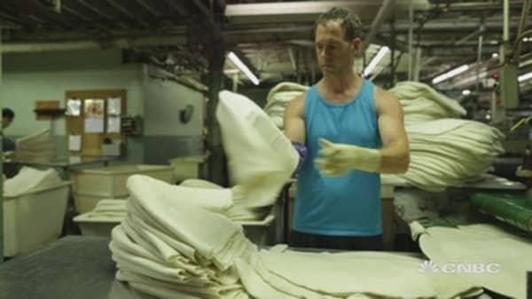 Inside America's oldest hat maker