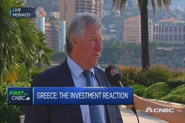 Unintended consquences of Greece will hurt markets: CEO