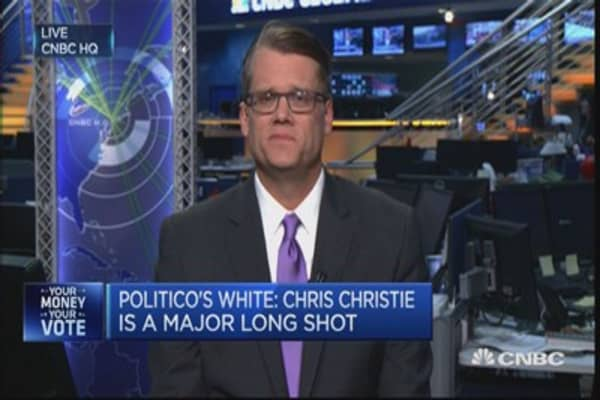 Could Chris Christie be president?