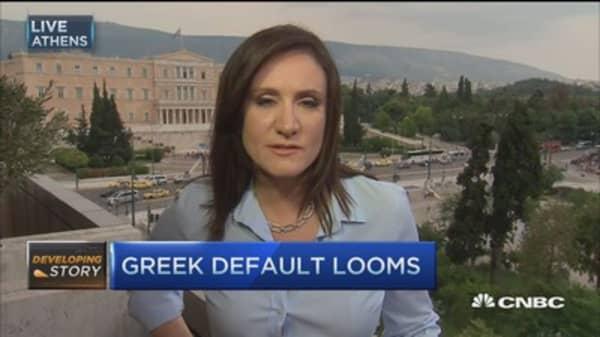 Juncker lifeline false dawn as Greece teeters on brink?