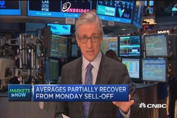 Pisani: Sectors on upside