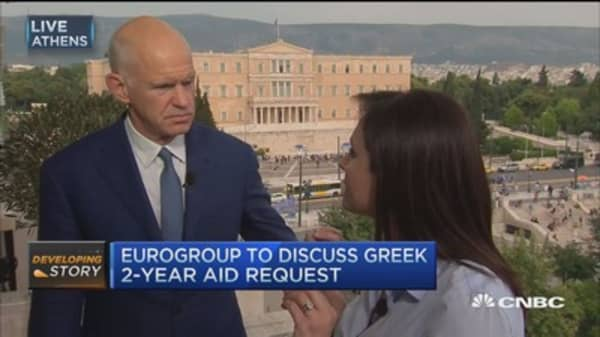 What I did differently than Tsipras: Fmr. Greek PM
