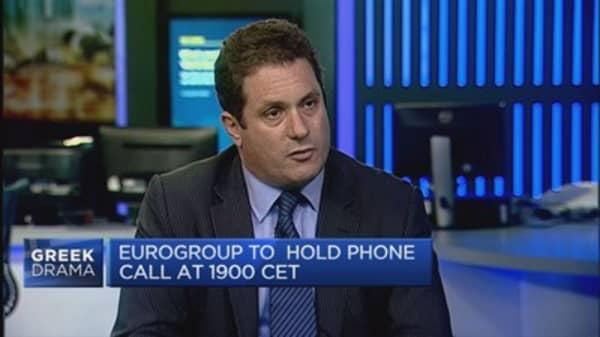 Greece requests a bailout pre-referendum