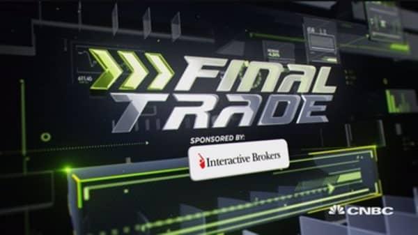 Fast Money Final Trade: GILD, KORS, SPY & KITE