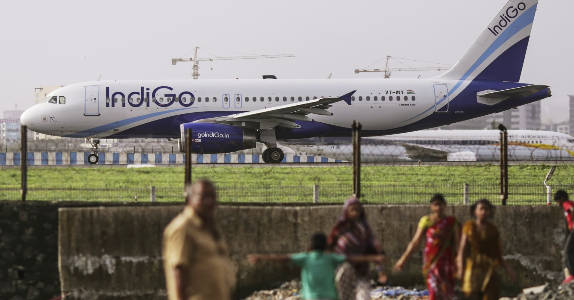 airline and indigo How can the answer be improved.