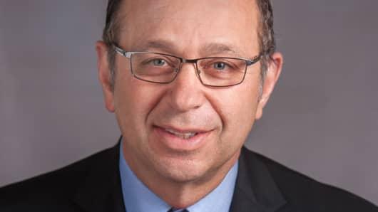 Richard Peretz, chief financial officer UPS