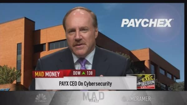 Paychex CEO: Seeing more part-time workers