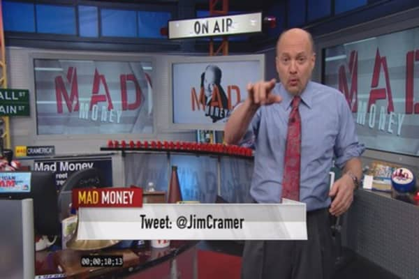 Cramer: The woods are a strange place to be