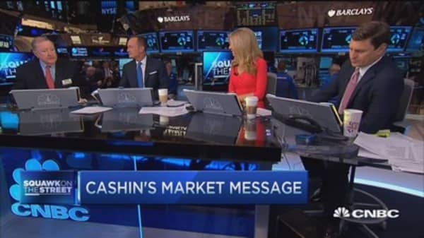 Labor participation will bother the Fed: Cashin