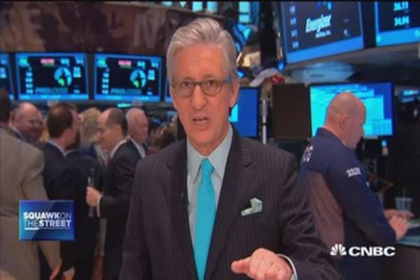 Pisani's market open: China market conundrum