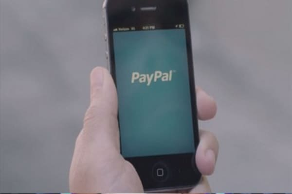 PayPal is powering up