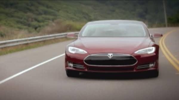 Tesla shocks the record books