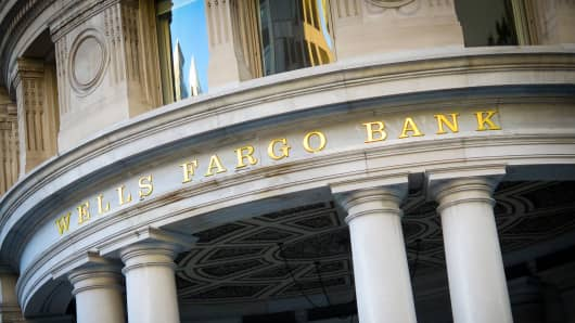 Wells Fargo Bank in San Francisco.