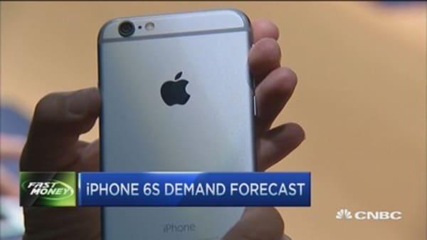 iPhone 6s pix leaked