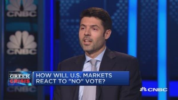 Greece is not Lehman: Pro