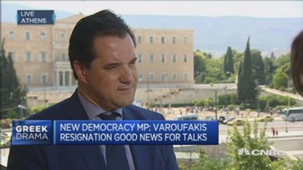 Varoufakis resigns: Good news for Greece?