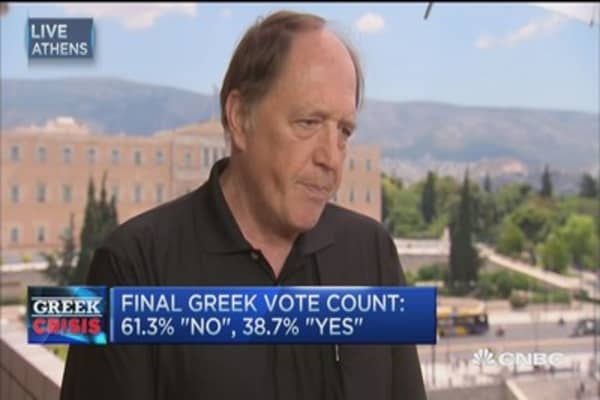 What are creditors asking from Greece?