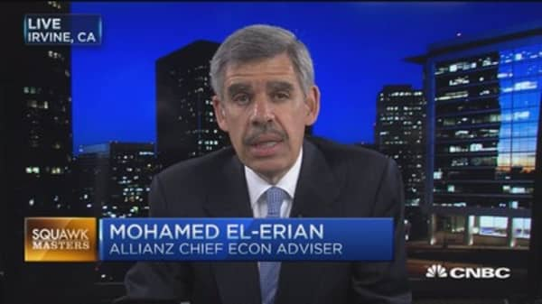 The kind of contagion I worry about: El-Erian