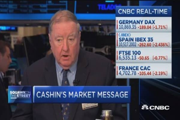 Greece needs Draghi: Art Cashin