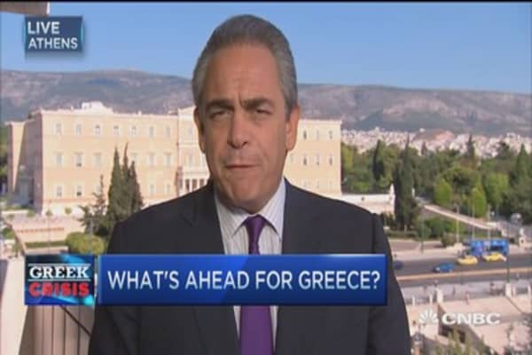 Greece at a standstill